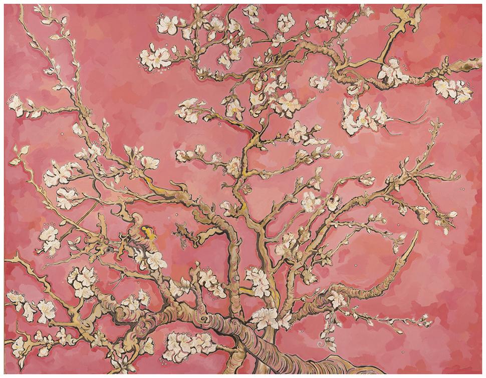 bloesem roze klein